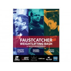 Ticket for WEIGHTLIFTING BASH am 10.05.2018