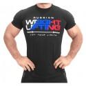 Klokov Team Winner Russian Weightlifting T-Shirt